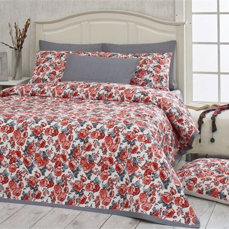 Kupon Single طقم غطاء سرير  Dream red 2